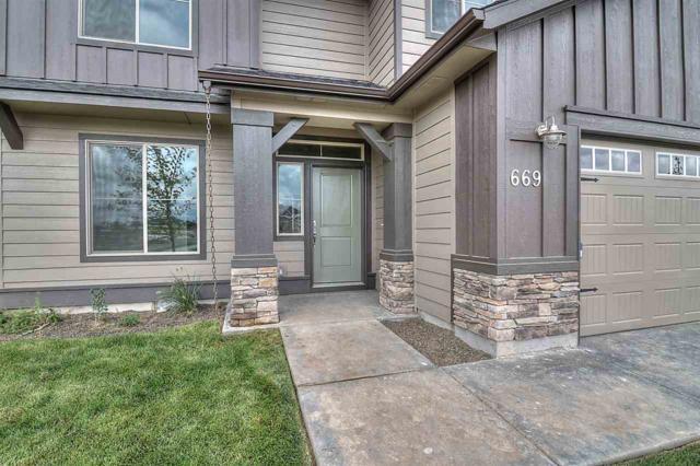 523 S David Creek Loop, Nampa, ID 83686 (MLS #98683344) :: Michael Ryan Real Estate