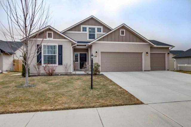 491 W Great Basin, Meridian, ID 83714 (MLS #98683347) :: Jon Gosche Real Estate, LLC