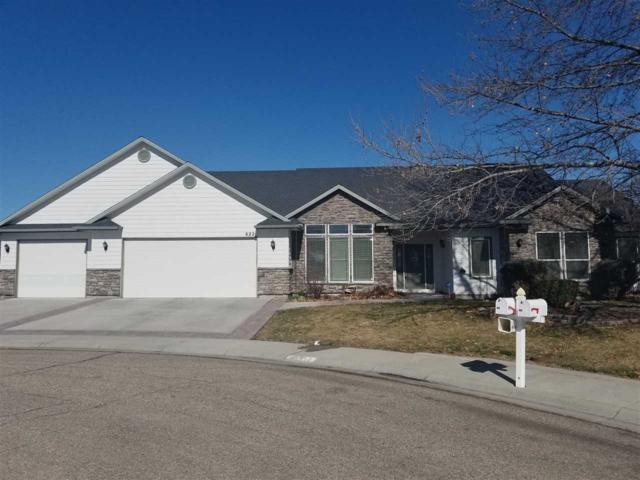 622 Forsythia Court, Nampa, ID 83651 (MLS #98683381) :: Jon Gosche Real Estate, LLC