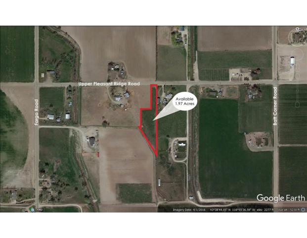 TBD Upper Pleasant Road, Wilder, ID 83676 (MLS #98683712) :: Zuber Group