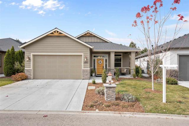 2493 S Creek Pointe Ln, Eagle, ID 83616 (MLS #98683932) :: Boise River Realty