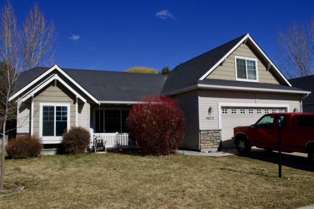 4672 W Gillette St., Meridian, ID 83642 (MLS #98684315) :: Boise River Realty