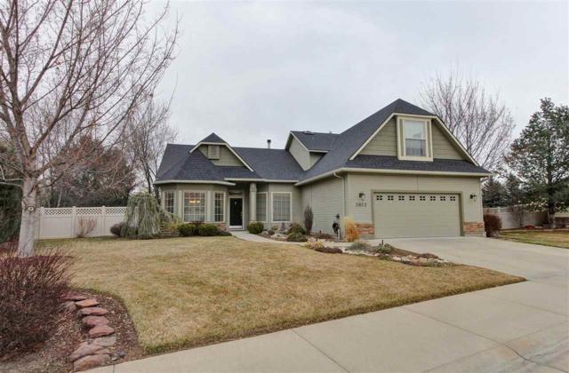 2822 W Mirmonte Street, Meridian, ID 83646 (MLS #98684535) :: Boise River Realty