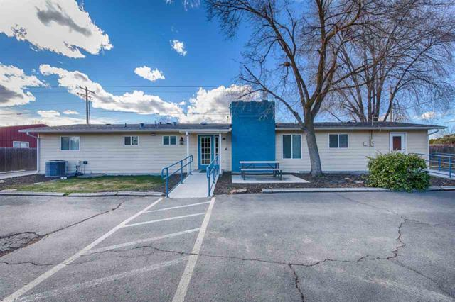 1220 Cole Road, Boise, ID 83704 (MLS #98684547) :: Jon Gosche Real Estate, LLC