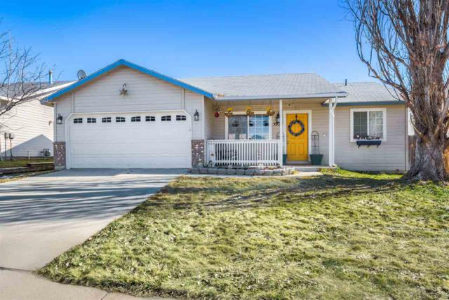 5924 S Snowdrop Pl, Boise, ID 83716 (MLS #98684840) :: JP Realty Group at Keller Williams Realty Boise