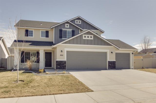 1822 N Rhodamine Ave, Kuna, ID 83634 (MLS #98685396) :: Expect A Sold Sign Real Estate Group