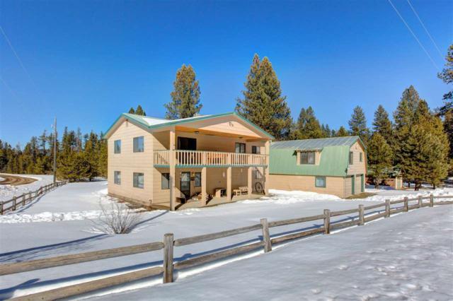 115 E Prospectors Drive, Cascade, ID 83611 (MLS #98685504) :: Juniper Realty Group