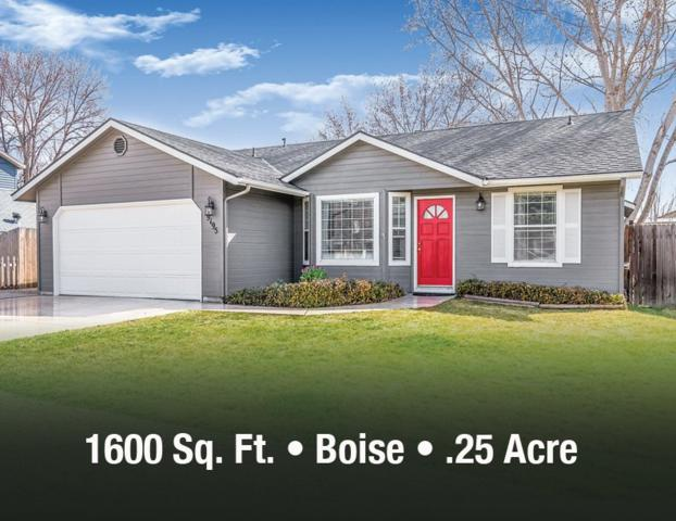 9195 W Edna Street, Boise, ID 83704 (MLS #98685551) :: JP Realty Group at Keller Williams Realty Boise