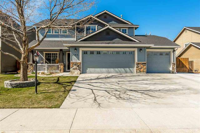 1093 N Wolfsburg Ave., Meridian, ID 83642 (MLS #98685857) :: Boise River Realty