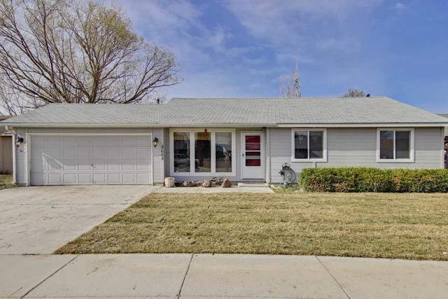 3665 S Peoria Way, Meridian, ID 83642 (MLS #98685967) :: Jon Gosche Real Estate, LLC