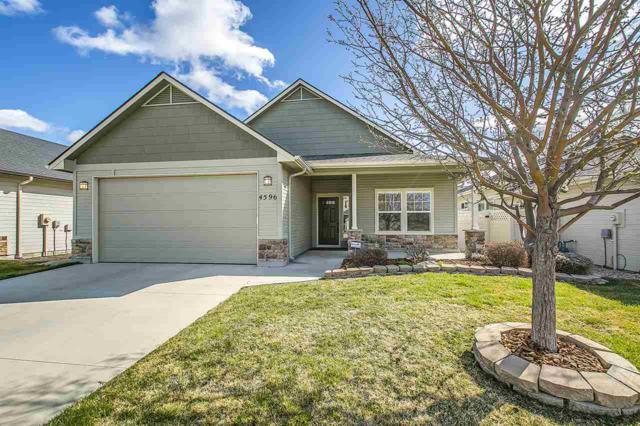 4596 N Vin Santo Avenue, Meridian, ID 83646 (MLS #98685990) :: Jon Gosche Real Estate, LLC