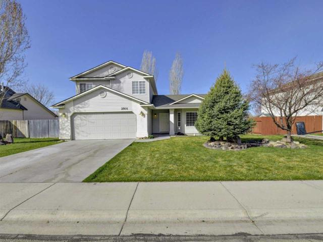 2501 S Bluegrass Dr, Nampa, ID 83686 (MLS #98686050) :: Boise River Realty