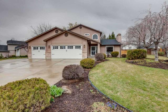 1420 N Eagle Creek Way, Eagle, ID 83616 (MLS #98686247) :: Broker Ben & Co.