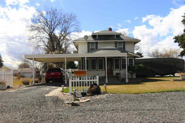 321 E Ave B, Wendell, ID 83355 (MLS #98686379) :: Build Idaho
