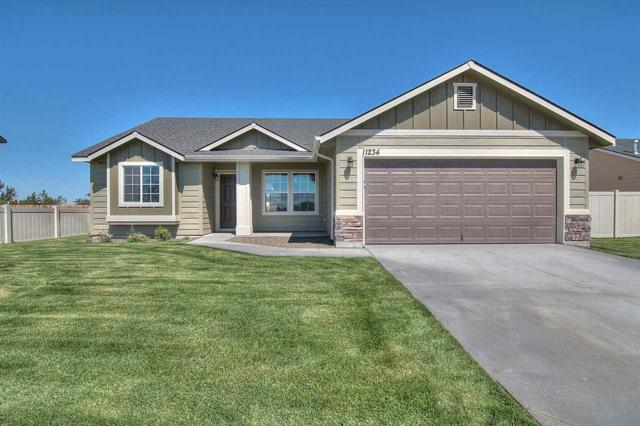 4321 W Peak Cloud Dr., Meridian, ID 83642 (MLS #98686640) :: Zuber Group