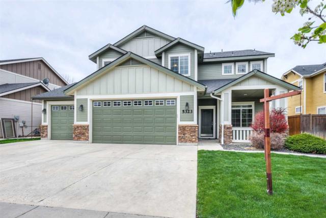 5323 N Fox Run Way, Meridian, ID 83646 (MLS #98686704) :: Boise River Realty