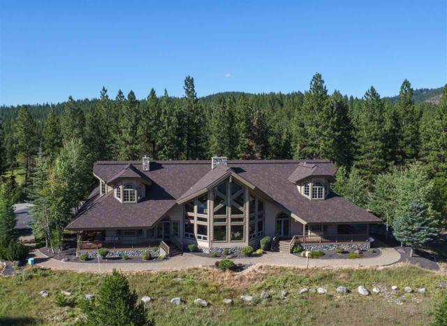 264 Barker Loop, Donnelly, ID 83615 (MLS #98687744) :: Boise River Realty