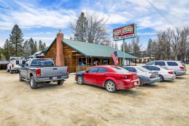 3874,3876,3878 Highway 21, Idaho City, ID 83631 (MLS #98687814) :: Team One Group Real Estate