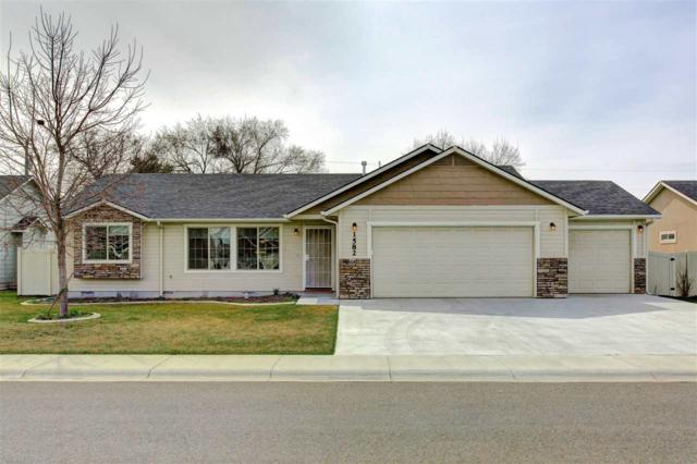 1582 Poplar Ave, Fruitland, ID 83619 (MLS #98687844) :: Boise River Realty