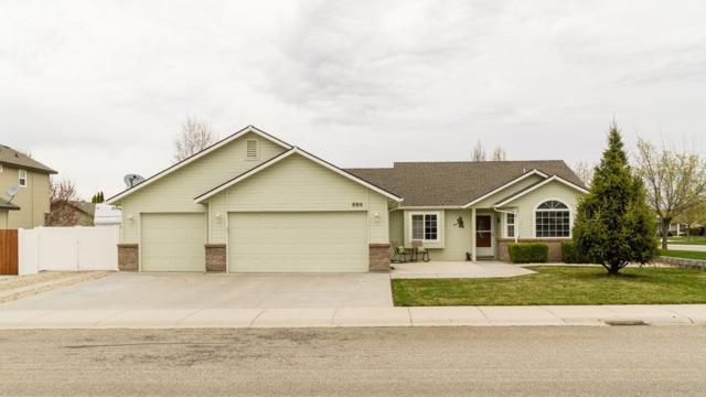 586 W Elias, Meridian, ID 83642 (MLS #98688192) :: Boise River Realty