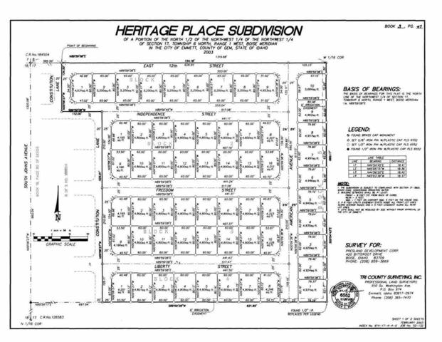831 E Freedom St, Emmett, ID 83617 (MLS #98688318) :: Build Idaho
