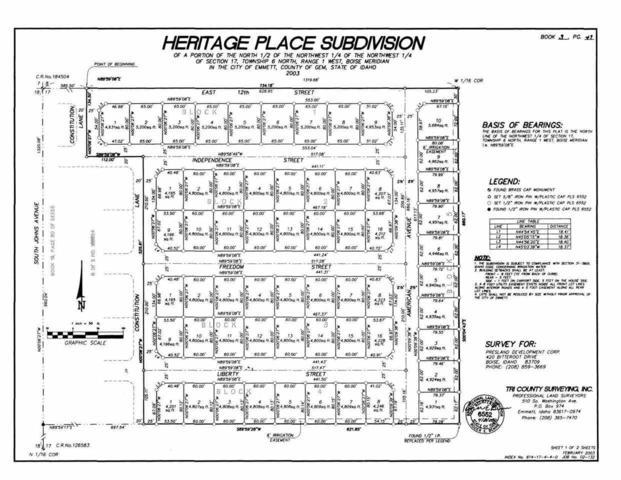 851 E Freedom St, Emmett, ID 83617 (MLS #98688319) :: JP Realty Group at Keller Williams Realty Boise