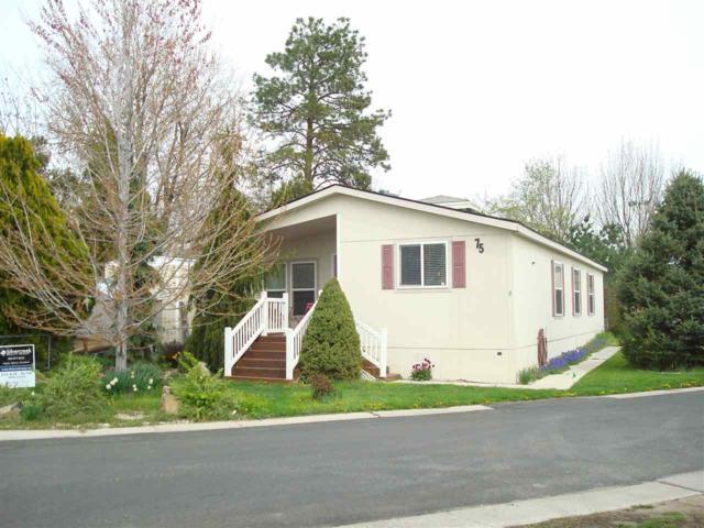 700 E Fairview Ave. #75, Meridian, ID 83642 (MLS #98688741) :: Build Idaho
