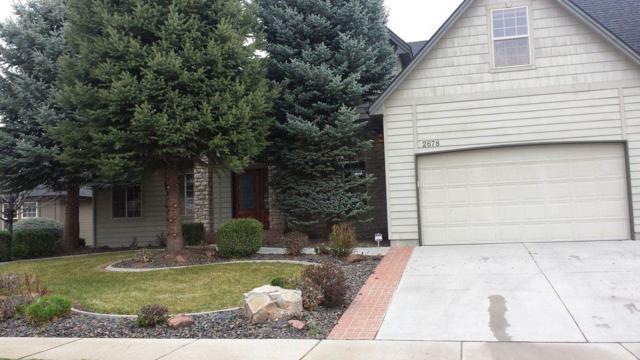 2678 S Hood Ranch Pl, Meridian, ID 83642 (MLS #98688751) :: Boise River Realty
