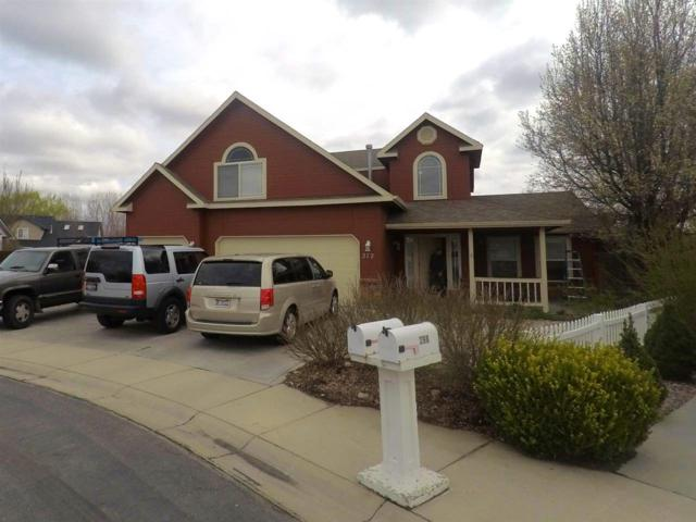 272 S Dorset Place, Eagle, ID 83616 (MLS #98688798) :: Boise River Realty