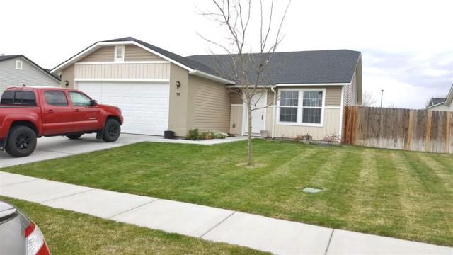 39 S Osage Dr., Nampa, ID 83651 (MLS #98688800) :: Juniper Realty Group