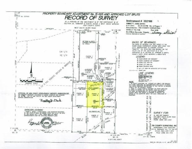 TBD W South Slope Rd, Parcel 4, Emmett, ID 83617 (MLS #98688906) :: Jon Gosche Real Estate, LLC