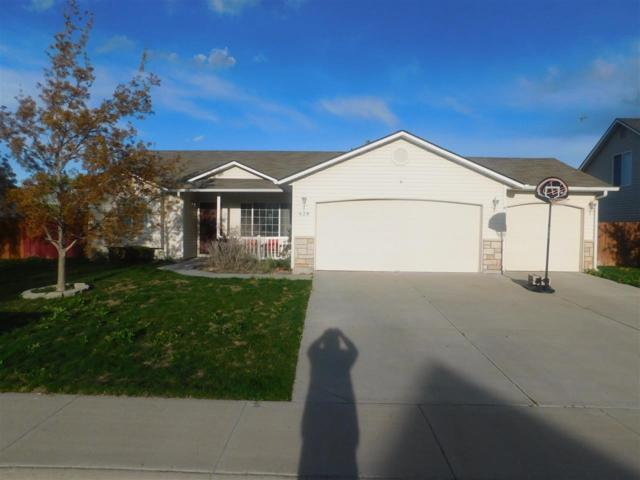 628 Harpy Ave, Middleton, ID 83644 (MLS #98688927) :: Synergy Real Estate Services at Idaho Real Estate Associates