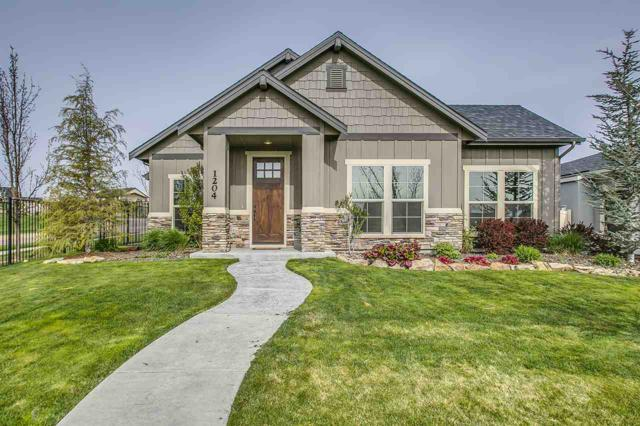 1204 E Wrightwood Dr., Meridian, ID 83642 (MLS #98689219) :: Juniper Realty Group