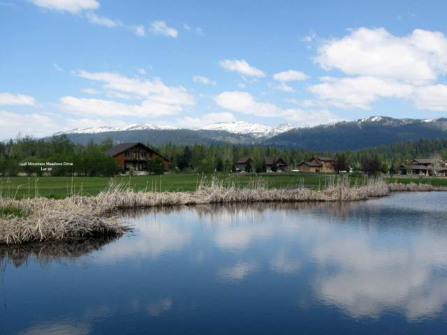 1448 Mountain Meadow Drive, Mccall, ID 83638 (MLS #98689375) :: Boise River Realty