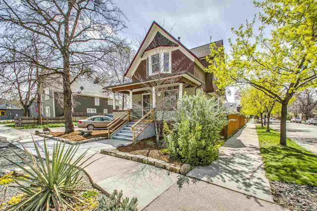 823 W Resseguie, Boise, ID 83702 (MLS #98689479) :: Boise River Realty