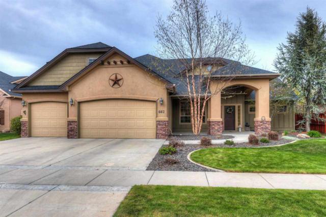 662 E Senita Canyon St, Meridian, ID 83646 (MLS #98689558) :: Juniper Realty Group