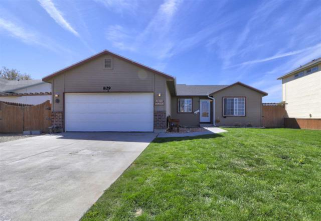 829 W Sheridan Ave, Nampa, ID 83686 (MLS #98689566) :: Synergy Real Estate Services at Idaho Real Estate Associates