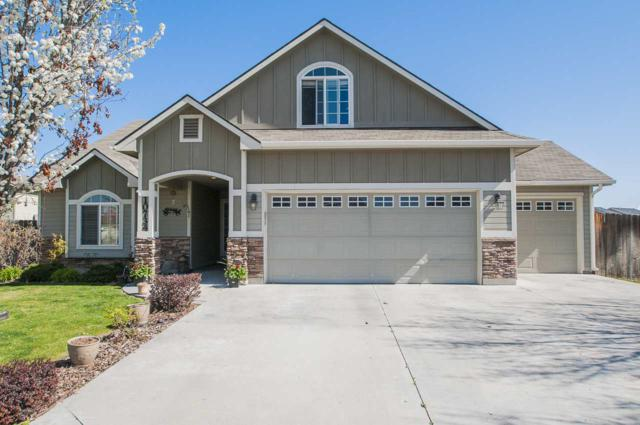 10734 Cocoon Street, Nampa, ID 83687 (MLS #98689642) :: Boise River Realty