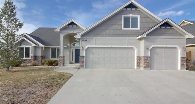 1998 W Rattlesnake, Meridian, ID 83646 (MLS #98689716) :: Jon Gosche Real Estate, LLC