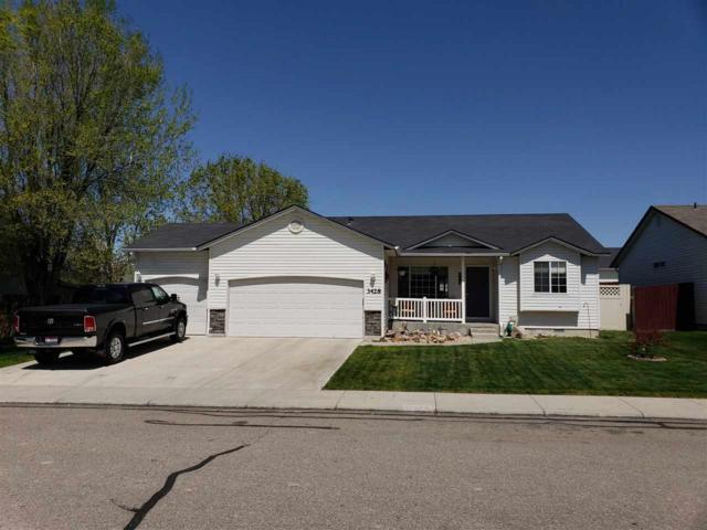 3428 E Sandyford Ave, Nampa, ID 83686 (MLS #98689728) :: Jon Gosche Real Estate, LLC