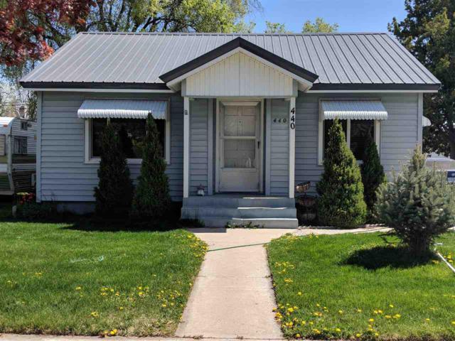 440 NW 2nd St., Ontario, OR 97914 (MLS #98689729) :: Jon Gosche Real Estate, LLC