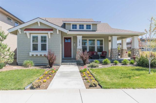 2874 S Palmatier Way, Boise, ID 83716 (MLS #98689810) :: Givens Group Real Estate