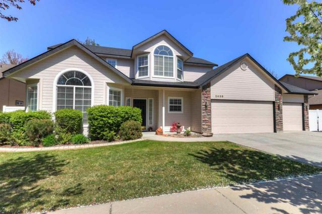 2458 E Weir Creek, Meridian, ID 83642 (MLS #98689839) :: Zuber Group