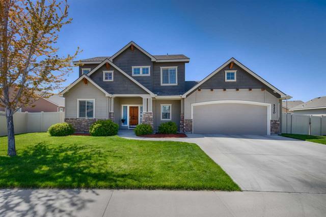 5220 Boomerang Way, Caldwell, ID 83607 (MLS #98689843) :: Givens Group Real Estate