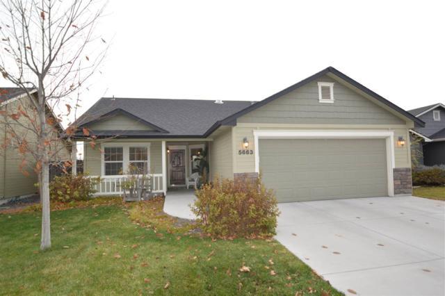 5663 N Hertford, Boise, ID 83714 (MLS #98689878) :: Zuber Group