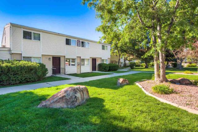 822 S Curtis Rd #11, Boise, ID 83705 (MLS #98689887) :: Ben Kinney Real Estate Team