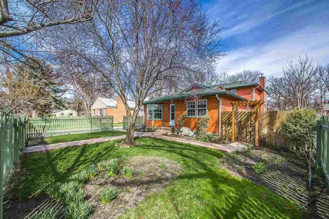 1812 N 31st St, Boise, ID 83703 (MLS #98690100) :: Boise River Realty