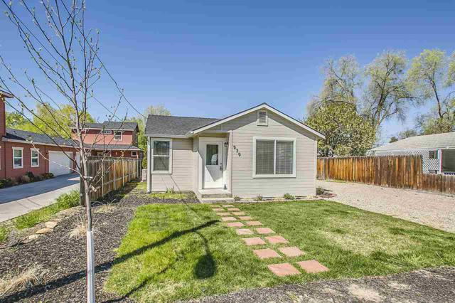 979 Clithero Dr., Boise, ID 83703 (MLS #98690105) :: Boise River Realty