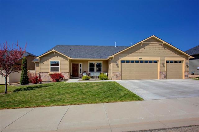 5887 S Snowdrift Place, Boise, ID 83709 (MLS #98690121) :: Boise River Realty