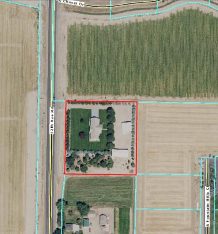 5318 12th Ave, Nampa, ID 83686 (MLS #98690153) :: Boise River Realty